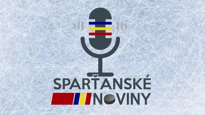 Logo hokejového podcastu