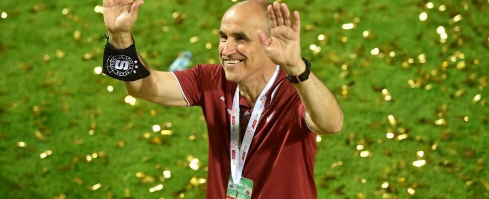 Václav Kotal po triumfu v poháru
